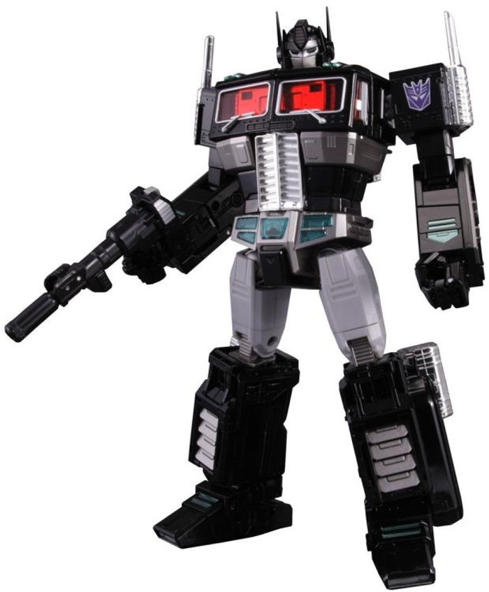 MP-10B Masterpiece Convoy Optimus Prime Black Version (Nemesis Prime)