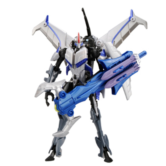 Transformers Go! - G17 Hunter Starscream (Takara)