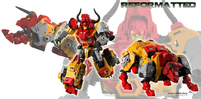 Reformatted 03 - R-03 Bovis the supply specialist (Feral Rex)