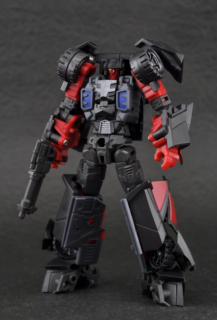 FansProject - CA-10 Causality T-bone