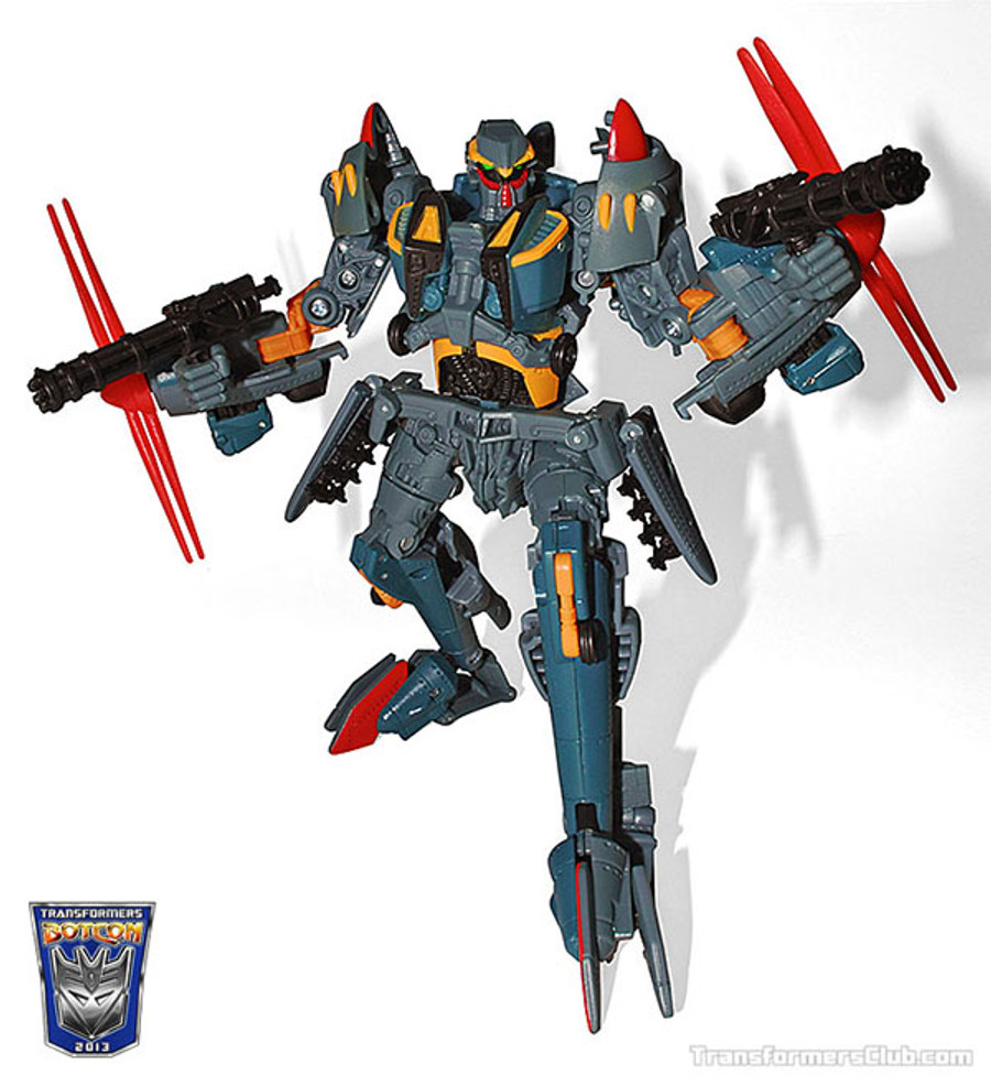 Botcon 2013 - Convention Exclusive - Machine Wars: Termination Loose Set