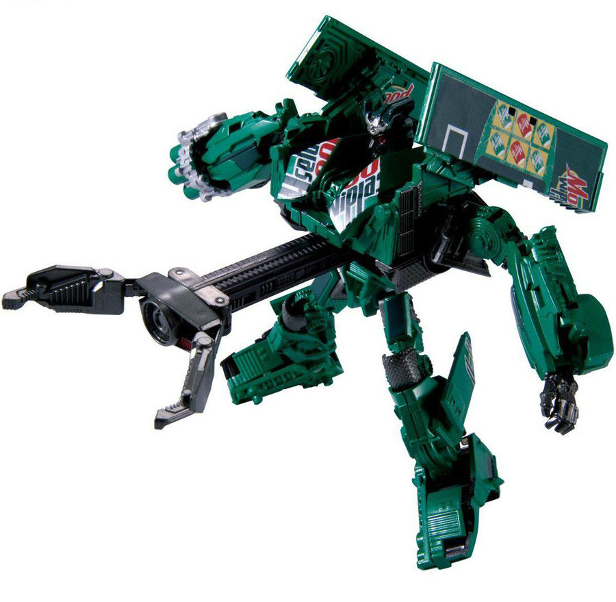 Transformers Age of Extinction - AD11 Death Panzer (Takara)