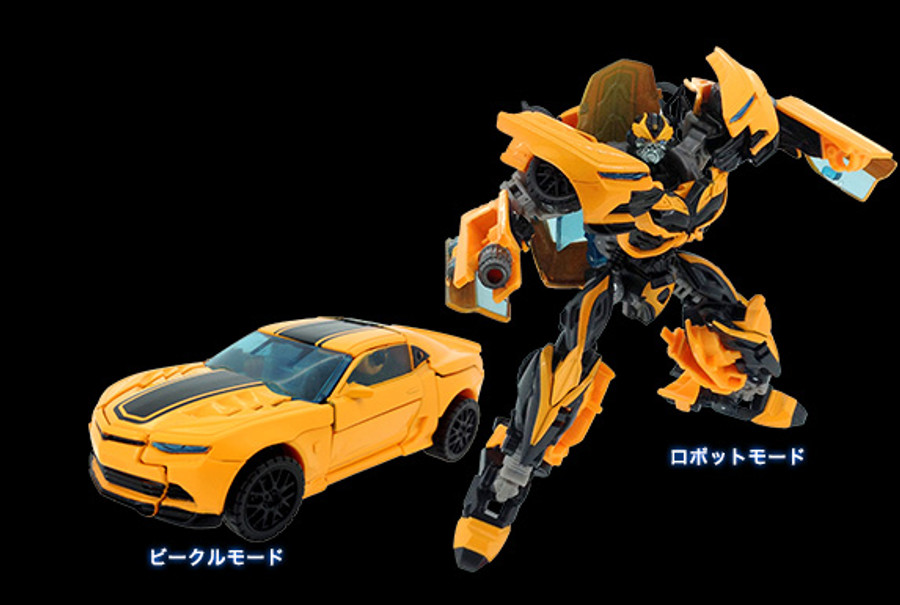 Transformers Age of Extinction - AD27 New Bumblebee (Takara)