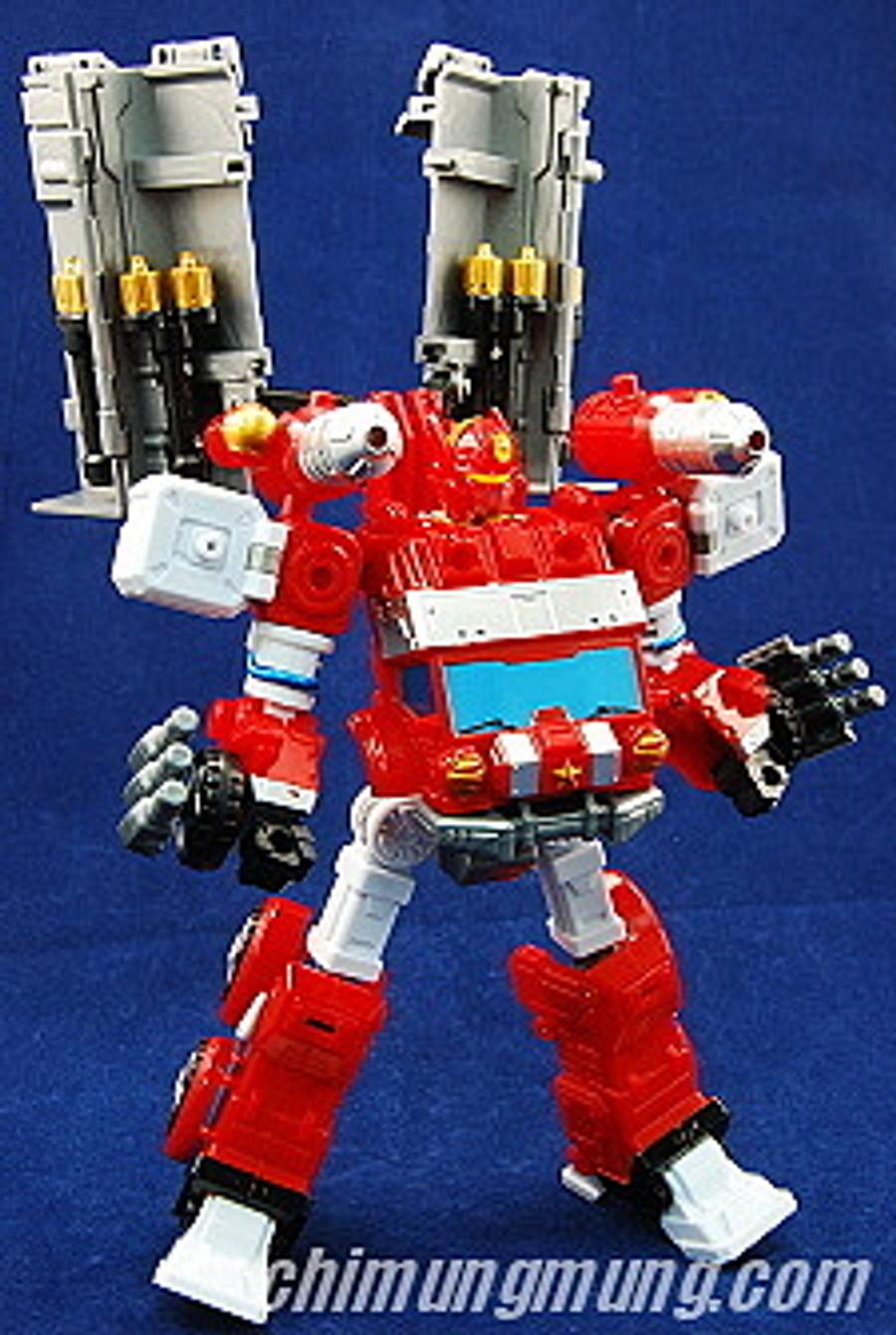 TFC - Star Rescue Robo Set of 5