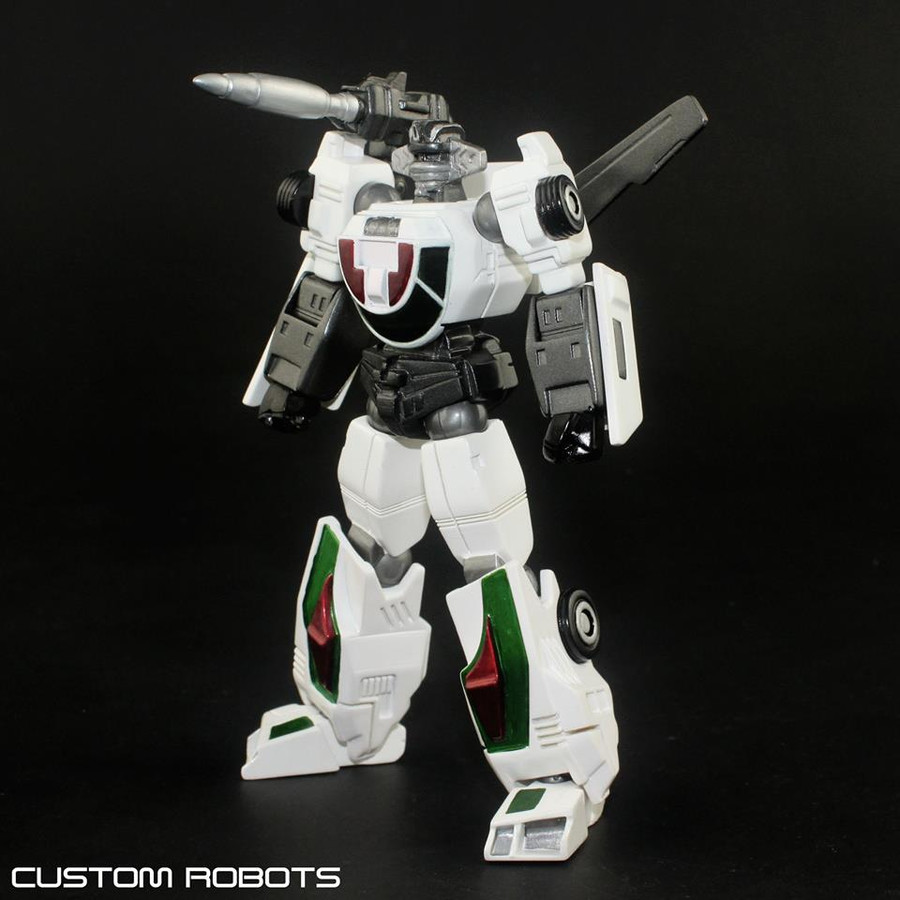 Custom Robots - Wheeljack (Compatible with Revoltech)