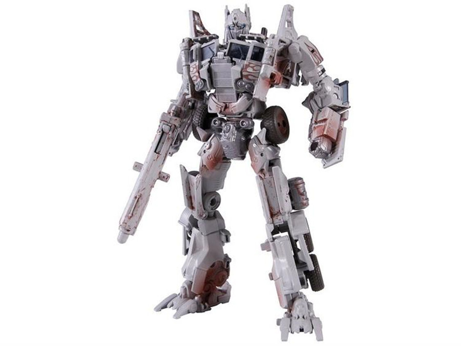 Transformers Age of Extinction - Evasion Mode Optimus Prime - Rusty Exclusive