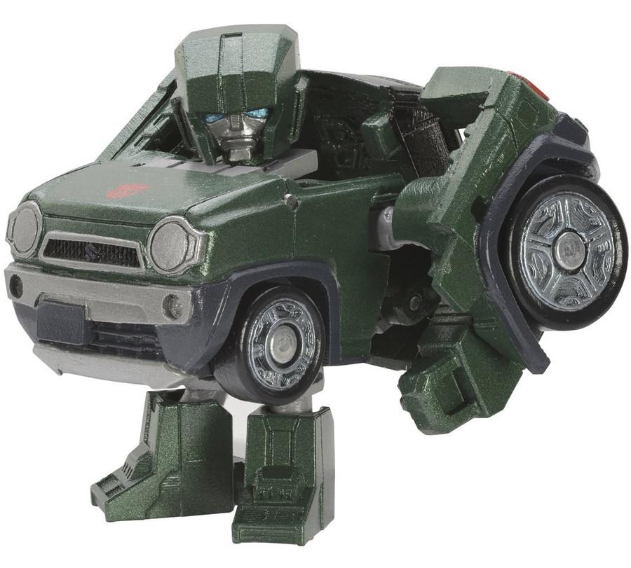 Q Transformers Series 3 - QT15 G1 Hound