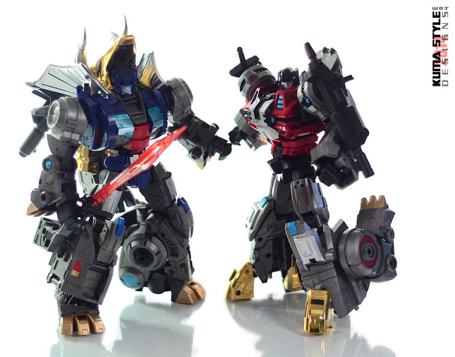 FansProject - Convention Exclusive Lost Exo Realm LER-02 - Cubrar with Driver