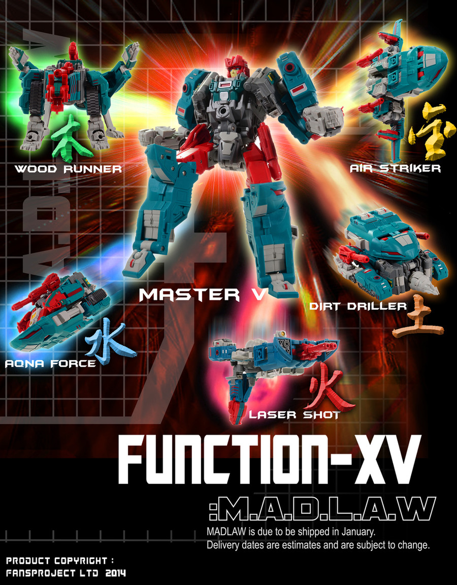 FansProject - Function X-V M.A.D.L.A.W