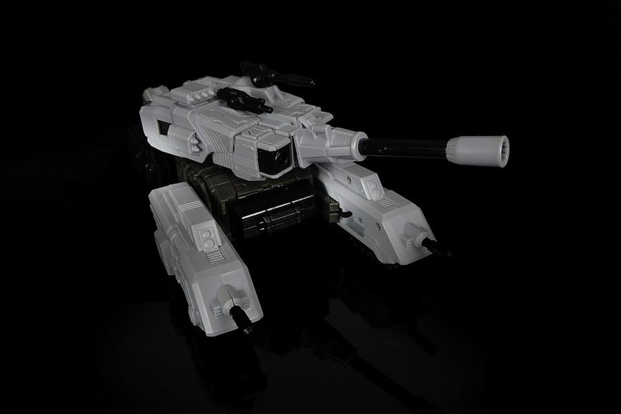 Mega Steel - MS-01 Granville