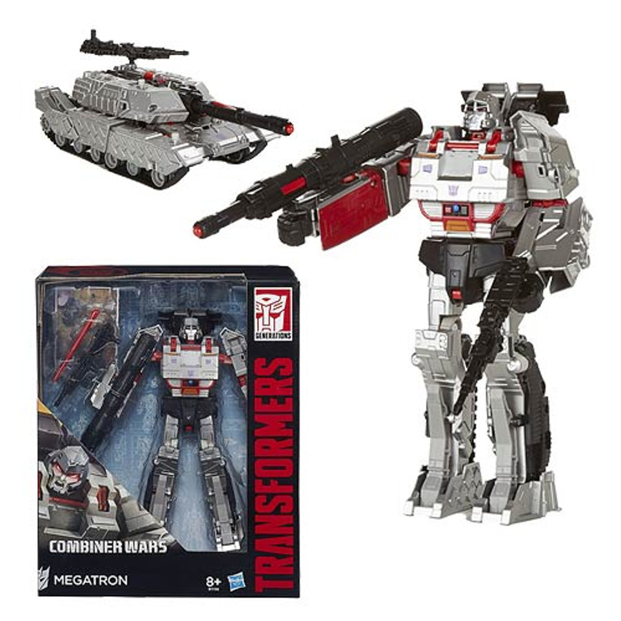 Transformers Generations Combiner Wars Leader Series 01 - Megatron