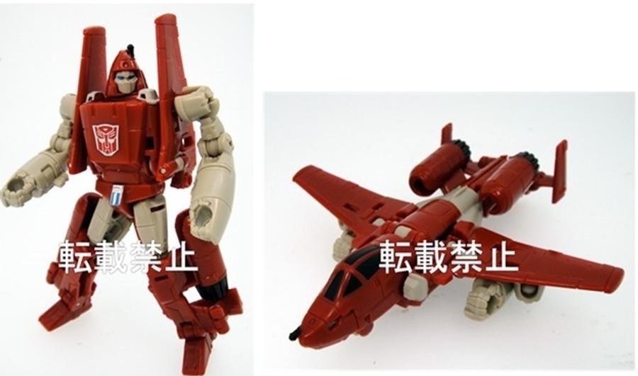 Transformers Adventure - TAV-19 Power Glide