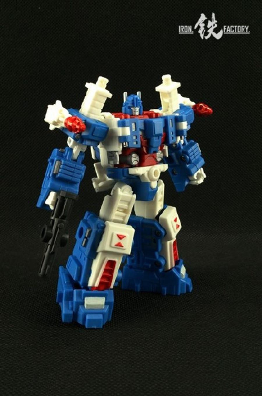 Iron Factory - IF-EX04 City Commander