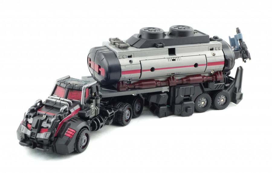 Maketoys - MT-04 Nemesis (Battle Tanker Series)