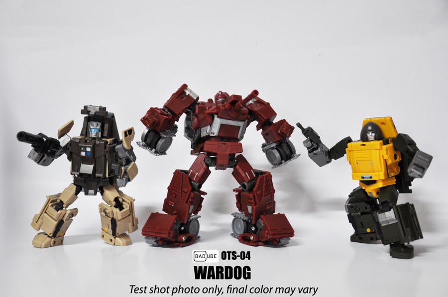 BadCube - OTS-04 Wardog