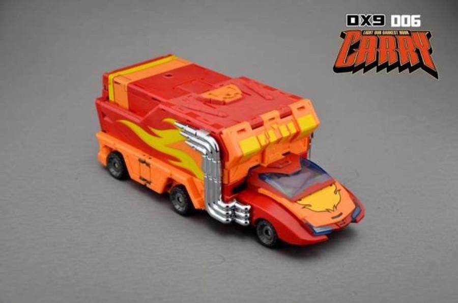 DX9 - D06 Carry (Masterpiece Style Figure)