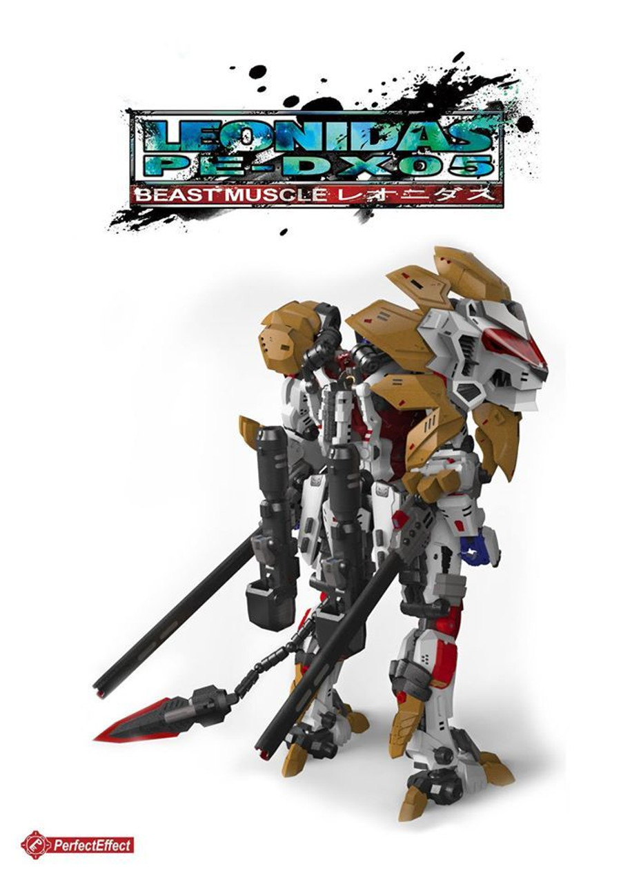 Perfect Effect - Motobot PE-DX05 Leonidas