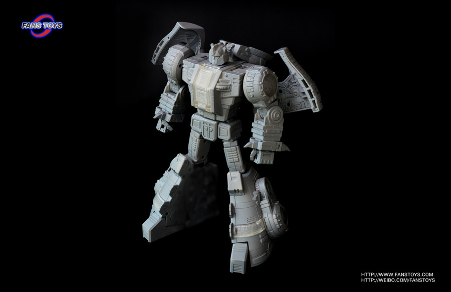 Fans Toys - FT-07 Stomp - Iron Dibots No.4 (Restock)