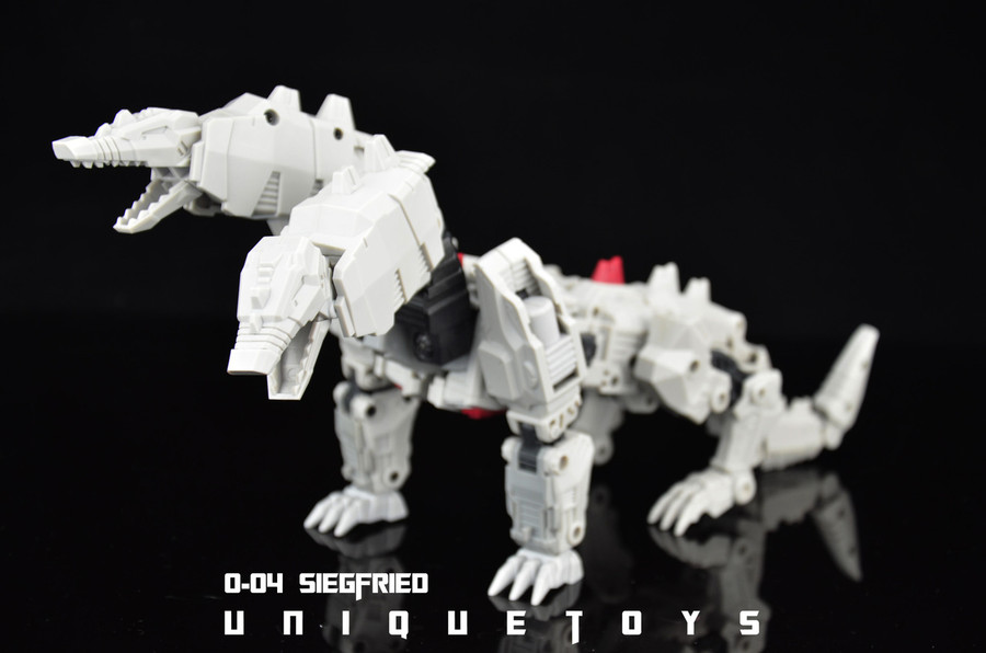 Unique Toys - Ordin - O-04 - Siegfried
