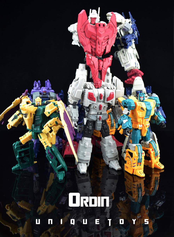 Unique Toys - Ordin - O-05 - Hagen