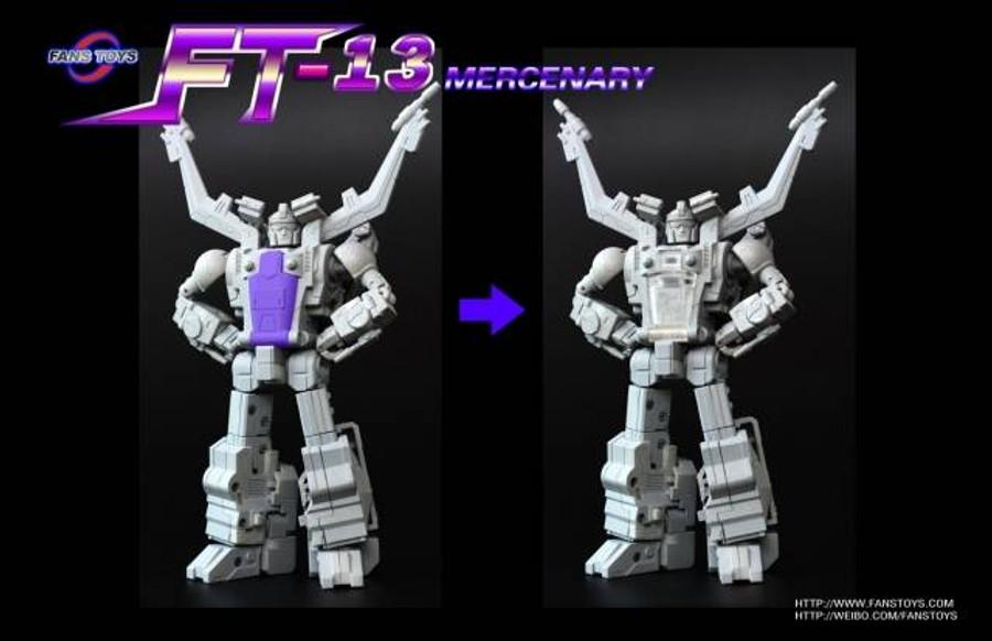 Fans Toys - FT-13 Mercenary