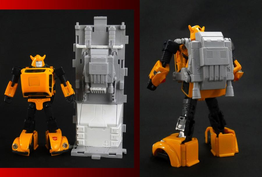 X2 Toys - XT006 Jetpack and Base Assembly Kit