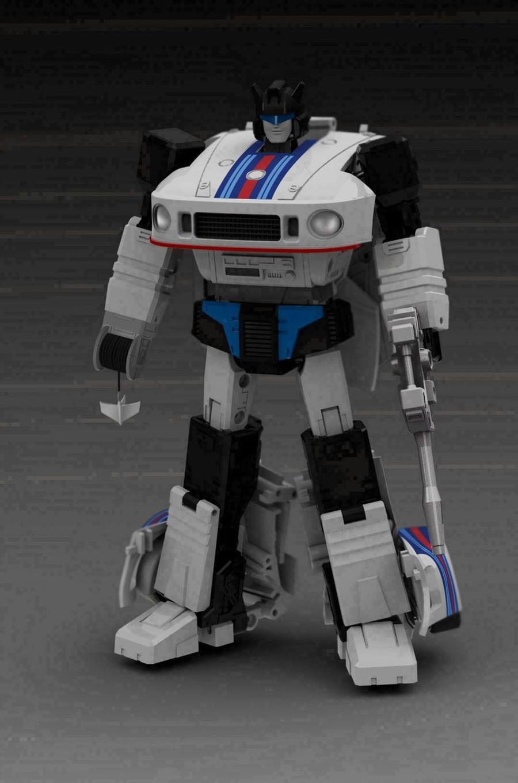 Transform and Rollout (TNR) - TR-01