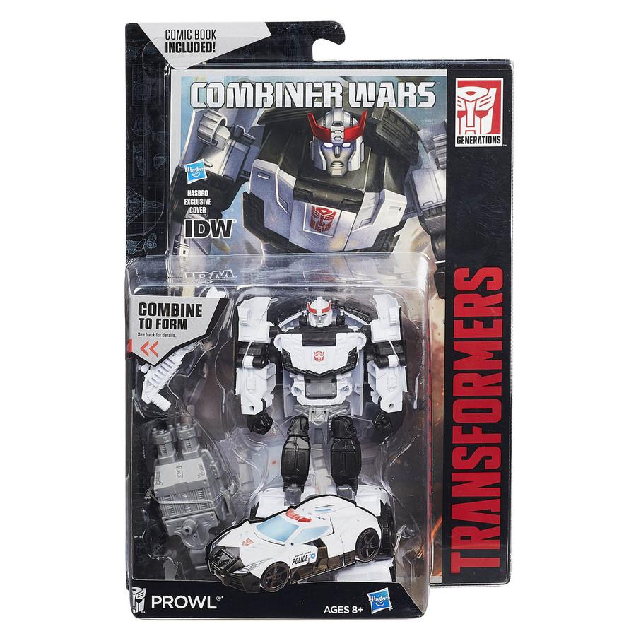 Transformers Generations Combiner Wars Deluxe Wave 4 - Set of 4