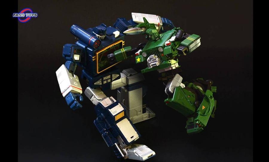 Fans Toys - FT-15 Willis