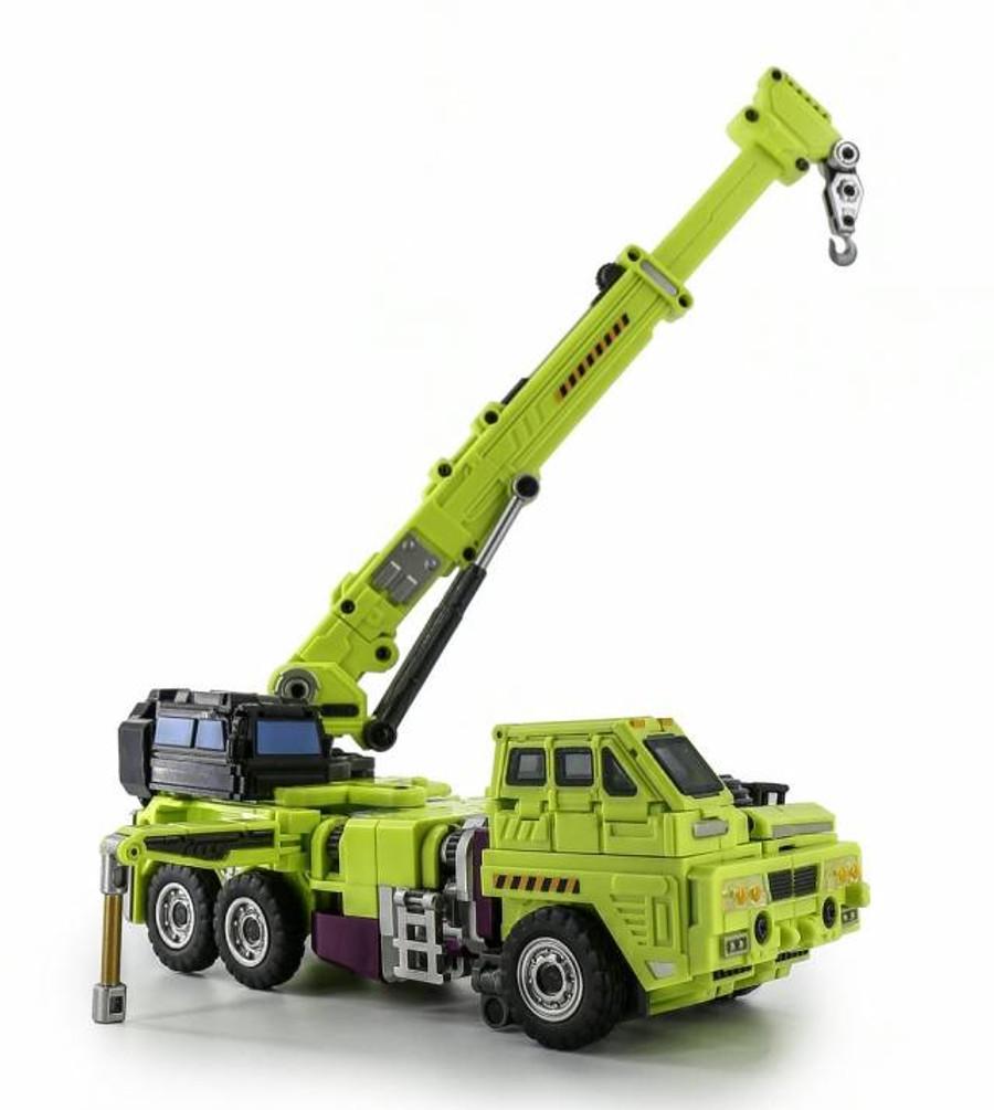 Generation Toy - Gravity Builder - GT-01F Crane