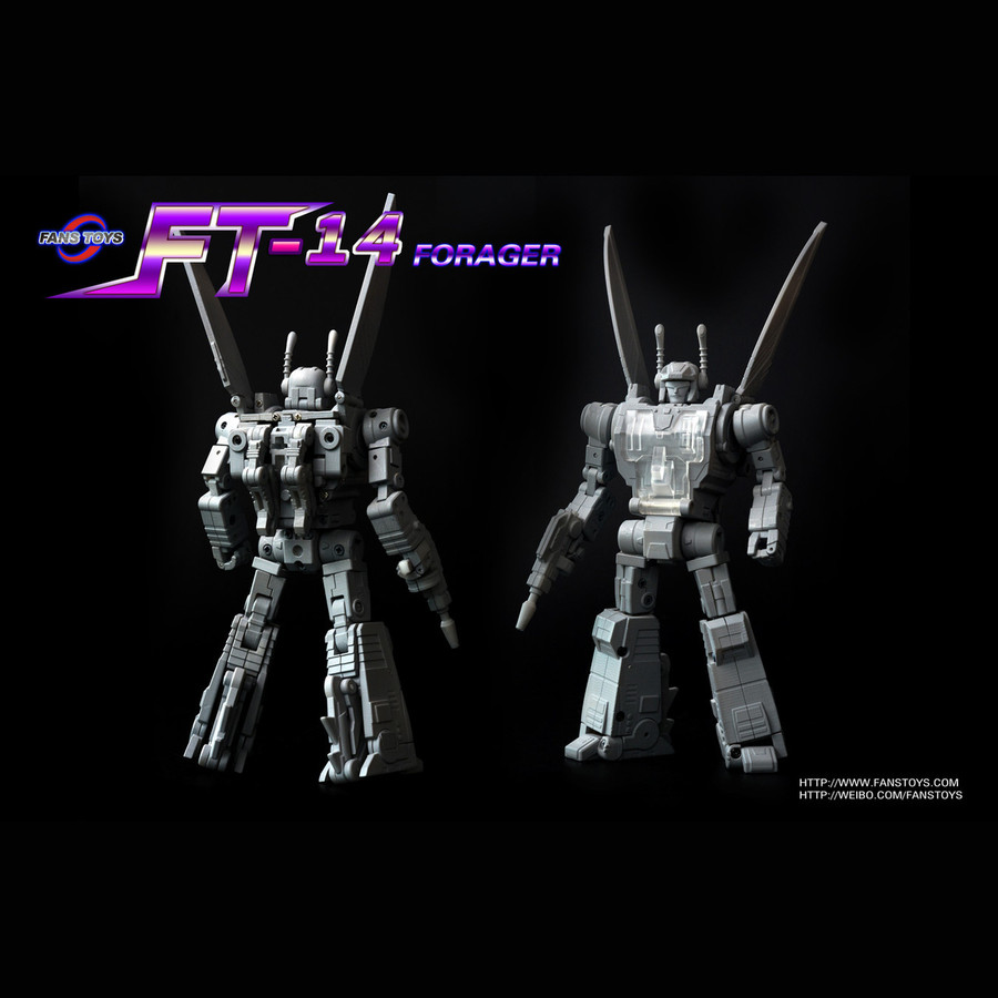 Fans Toys - FT-14 Forager