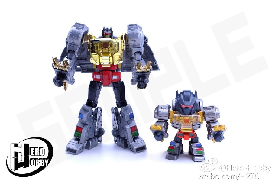 Hero-Hobby - QD-01 Tiny Rex