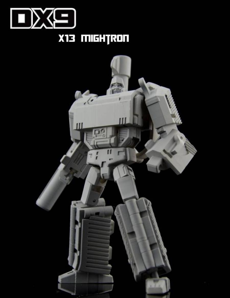 DX9 - War in Pocket - X13 Mightron