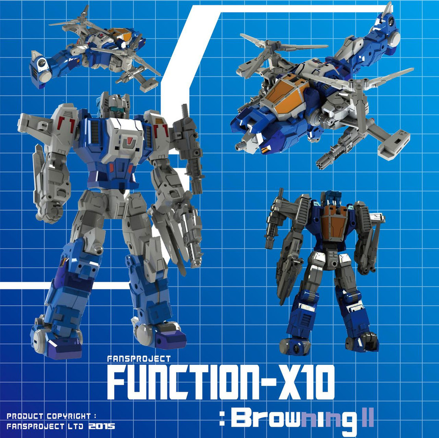 FansProject - Function X-10: Browning II