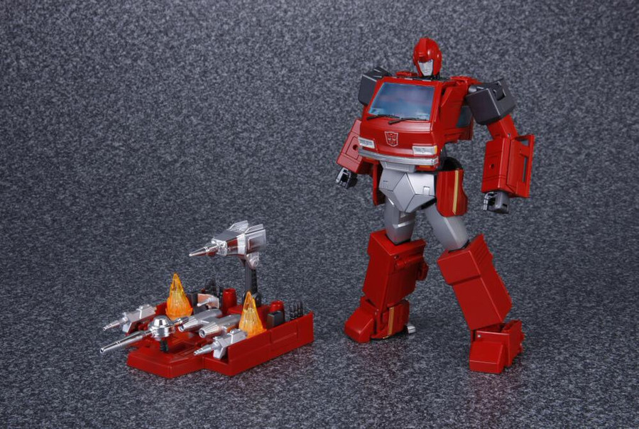 MP-27 - Masterpiece Ironhide