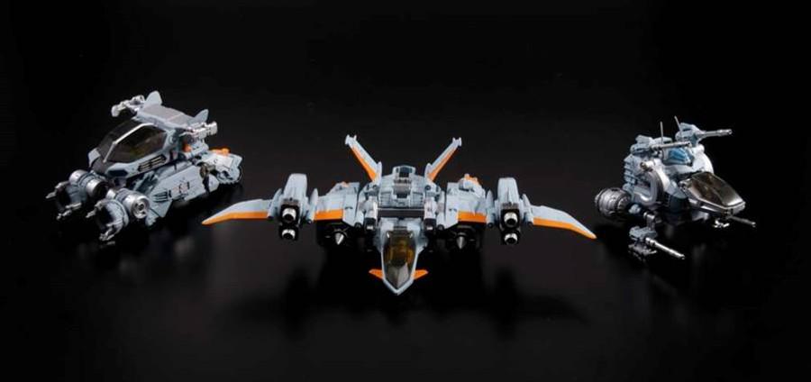 Diaclone DCEX - Dia-Battles V2 Moon Base Version (Takaratomy Mall Exclusive)