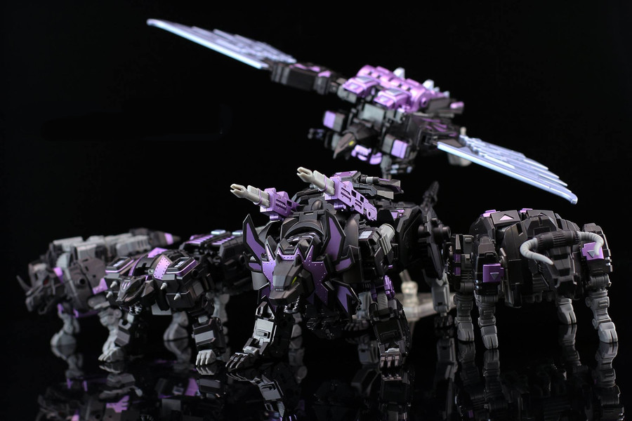 Mastermind Creations - R-20N Nero Rex Convention Exclusive