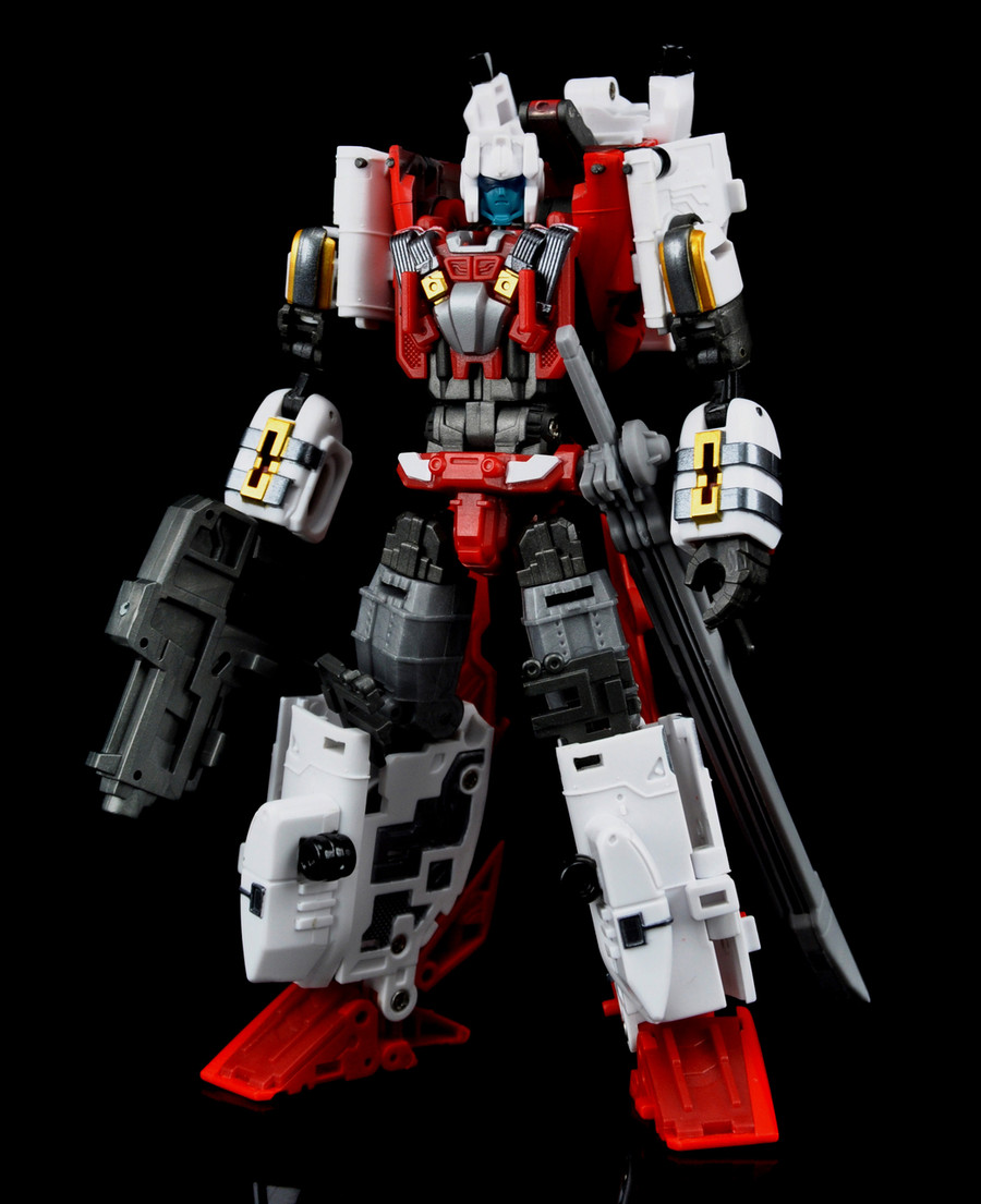 Maketoys Combiner Series - MTCS-04E - Katana (Guardia)