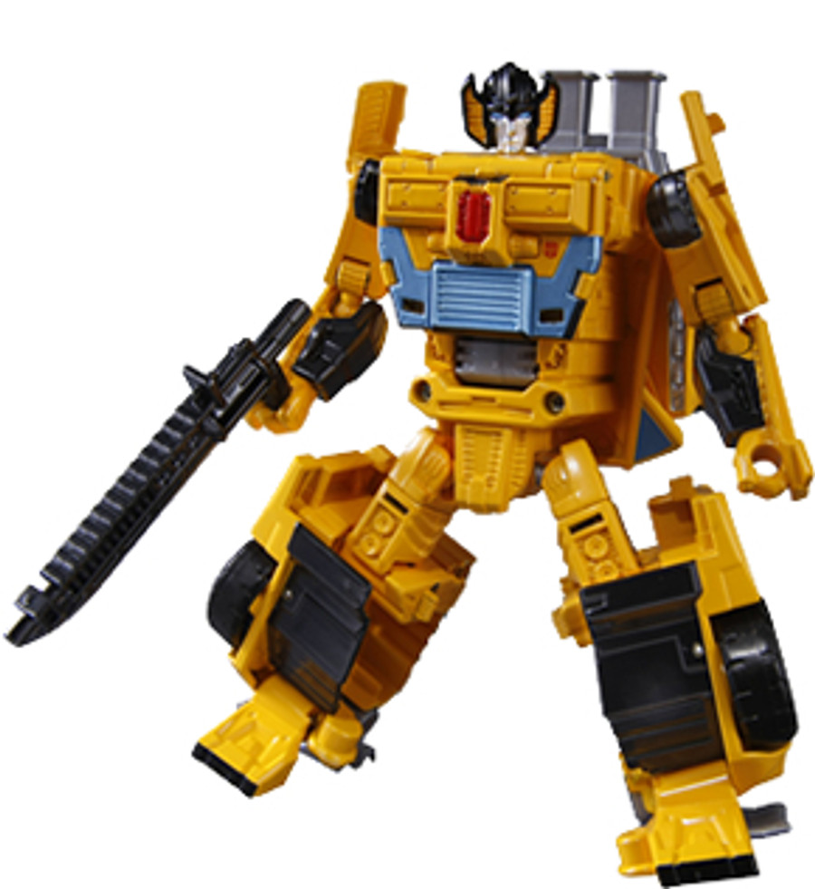 Transformers Unite Warriors UW-05 - Convoy Grand Prime (Takara Tomy Mall Exclusive)