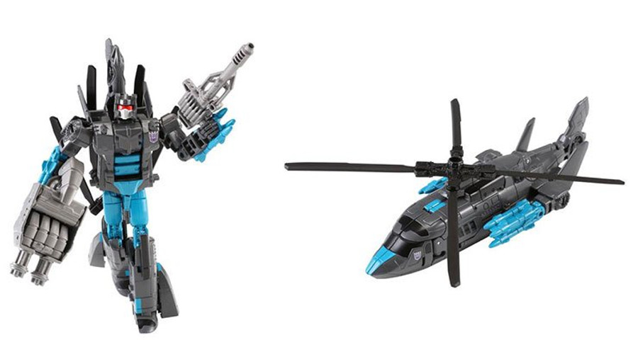 Transformers Unite Warriors - UW-07 Bruticus