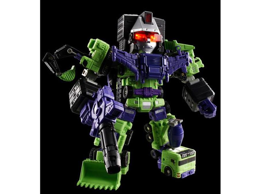 TFC Toys - Primary School PS-03 HerQules