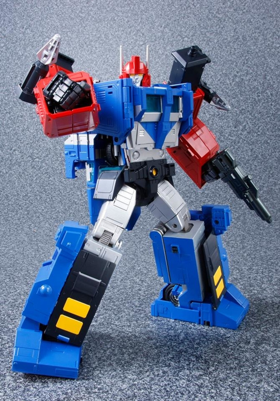 MP-31 - Masterpiece Delta Magnus