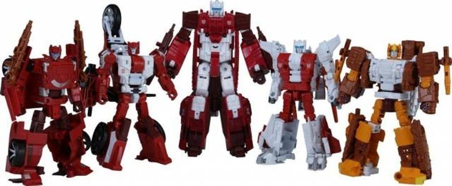 Transformers Unite Warriors - UW-08 Computron - Restock!