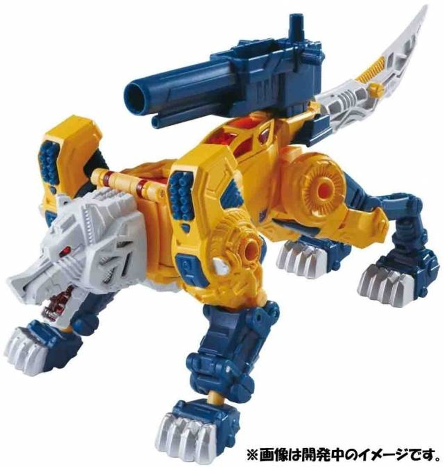 Takara Transformers Legends - LG30 Weirdwolf