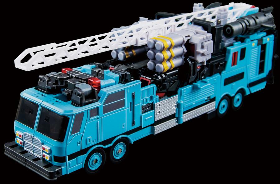 Maketoys Combiner Series - MTCS-04C – Vulcan (Guardia)
