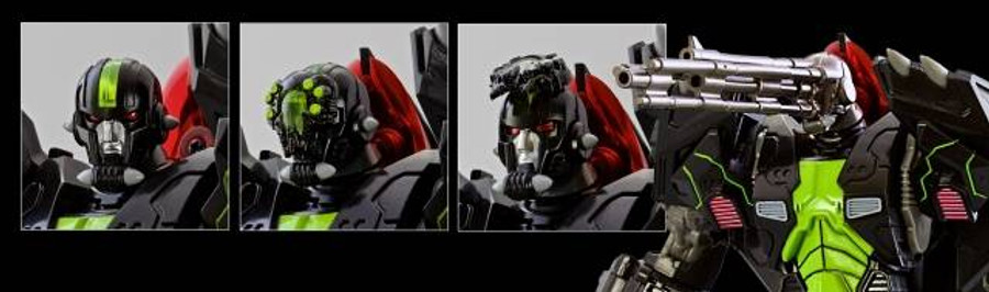 Mastermind Creations - Reformatted R-15 - Jaegertron