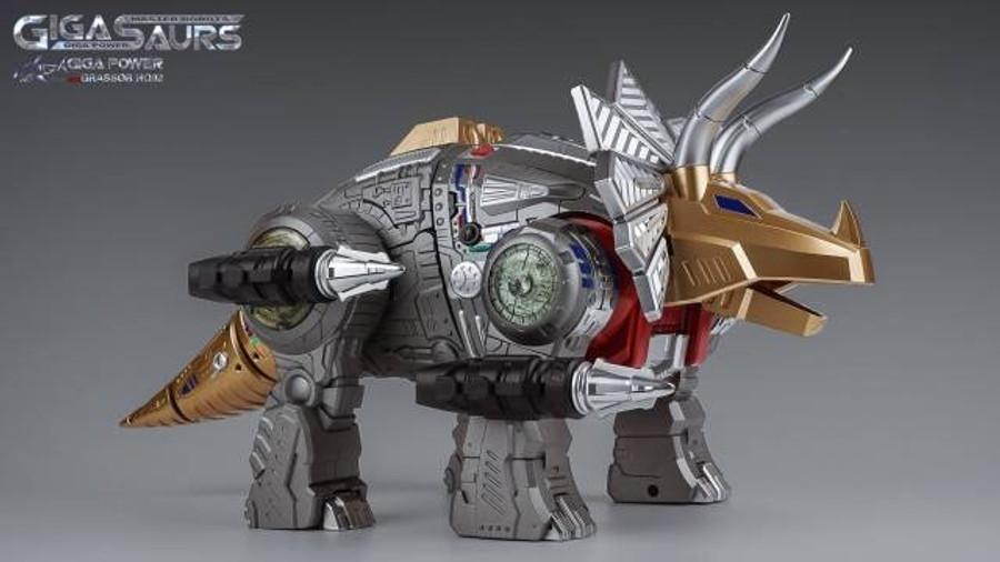 Giga Power - Gigasaurs - HQ02 Grassor