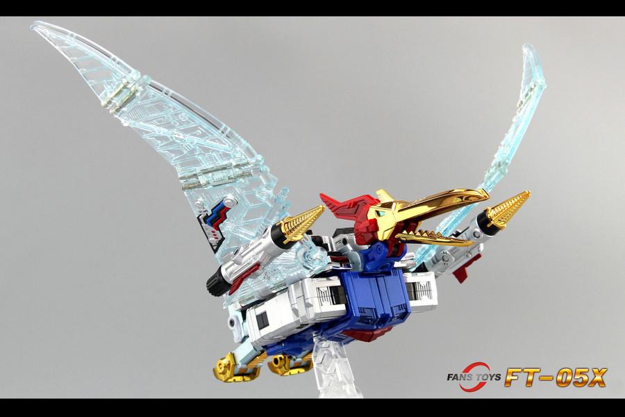 Fans Toys FT-05X - Blue Soar Limited Color Version