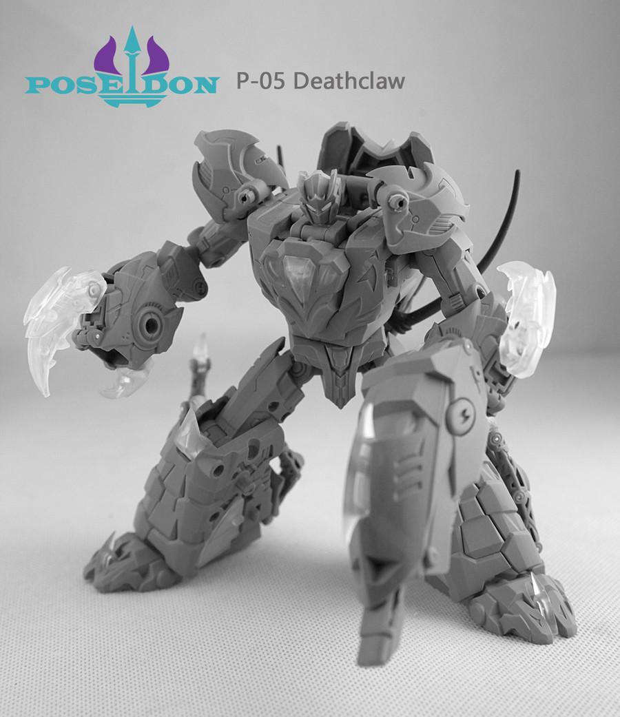 TFC Combiner Poseidon P05 - Deathclaw