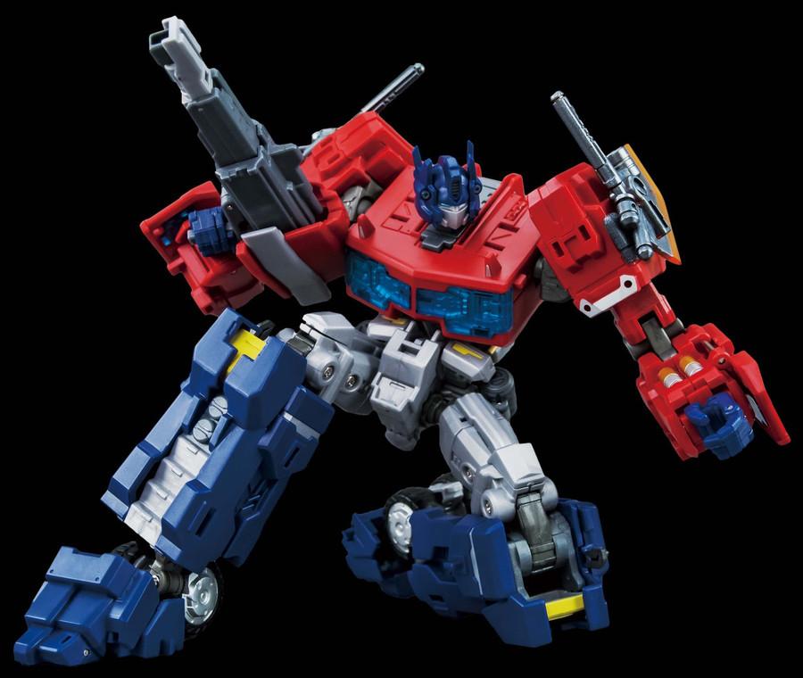 MakeToys - Cross Dimension - MTCD-01 Striker Manus